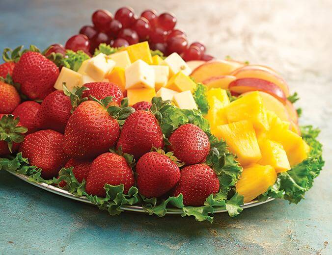 fruit tray ideas canned fruit healthy